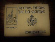 20 vignettes, emission commémorative, 1931, couronnement Notre Dame de la Garde.