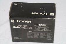New 2 pack - Canon NP Toner for NP 3025/3225/3525/3725