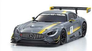 Kyosho MINI-Z RWD Readyset Mercedes-AMG GT3 Presentation Car 32338GY