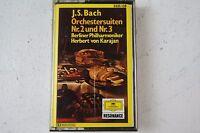 MC Bach Orchestersuiten 2 3 Herbert von Karajan Berliner Philharmoniker