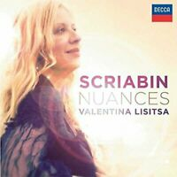 VALENTINA LISITSA Scriabin - Nuances (2015) 23-track CD album NEW/SEALED