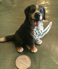 Schleich  BERNESE MOUNTAIN DOG #16316 with Tag