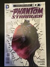 The Phantom Stranger Issue 0