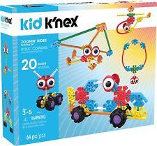 Kinder K ' Nex Zoomin' Rides Baukasten für Alter 3 und Über