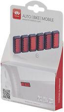 RICHTER 12 x selbstklebende 30 x 16 mm Reflektoren Pads HR-IMOTION 12310101