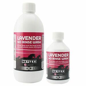 Nettex Lavender No-Rinse Wash
