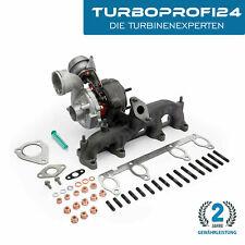 Turbolader Audi Seat Skoda VW 1.9 TDI 96 kW ASZ 038253016F 03G253016Q Garrett