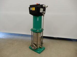 Wilo MVISE806-1/16E/3-2-2G/MOD Druckerhöhungspumpe Pumpe