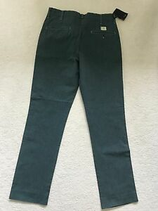 Paul Smith Knopf Fly Style Jeanshose