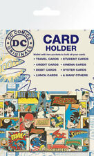 DC Comics Retro Oyster Card Holder Money Wallet