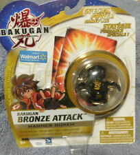 BAKUGAN New Vestroia Bronze Attack Hammer Gorem Rare RETIRED Exclusive