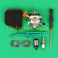 Carburetor Air Filter Tune Up Service Kit Fit STIHL FS130 FS130R Trimmer