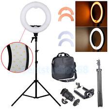 Studio 35W 5500K Diva Ring Light 200cm Stand for Make Up Video Photo Selfie AU
