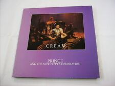 "PRINCE - CREAM - 12"" VINYL NEW UNPLAYED 1991 GERMANY"