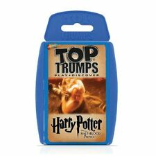Top Trumps Harry Potter & The Half Blood Prince NEW