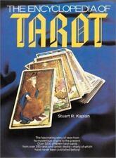 The Encyclopedia of Tarot Vol. I by Stuart R. Kaplan (1978, Hardcover)