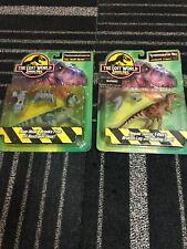 The lost world Jurassic park vintage retro movie dinosaur toys t-rex Ram head