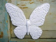 SHABBY n CHIC LARGE BUTTERFLY*FURNITURE APPLIQUES/ CRAFTS