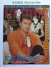 NEW COUNTRY MAGAZINE - August 1995 - Billy Ray Cyrus / Lee Roy Parnell