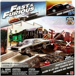 Fast & Furious Street Scene Quarter Mile Escape Vehicle
