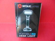 MITAKI-JAPAN Portable LED Desk Light Lamp 12-Bulbs (NEW) ELDSKLT 024409964664