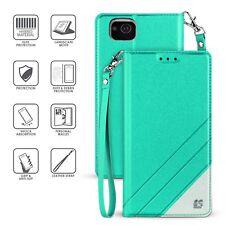 For Google Pixel 2/ Pixel XL 2 Phone Case Hybrid Fold Wallet Pouch Flip Cover