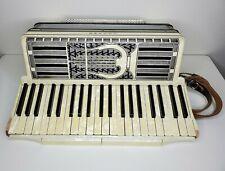 Vintage Hohner VERDI II?? Accordian, 120 Bass keys, 41 Treble Keys Germany Made