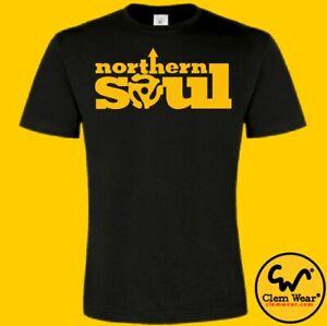 NORTHERN SOUL t shirt tee t-shirt KEEP THE FAITH WIGAN CASINO MOTOWN FUNK MOD