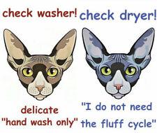 Sphynx hairless Cat Magnet