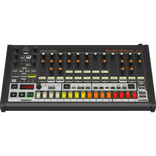 Behringer Rhythm Designer RD-8 Analog Drum Machine with 64-Step Sequencer