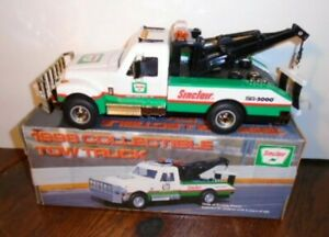 NEW 1998 SINCLAIR TOW TRUCK WRECKER #3 IN THE SERIES SERIALIZED 1/25, 1 of 5,000