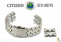Citizen Eco-Drive H570-S074924 Stainless Steel Two-Tone Watch Band Strap