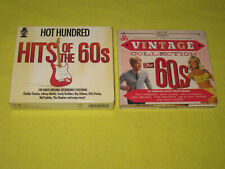 The Vintage Collection The 60s & Hot Hundred Hits of the 60s 2 Albums 7 CDs