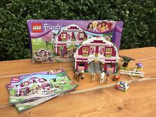 Lego Friends Sunshine Ranch 41039. Complete With Box & Instructions. VGC