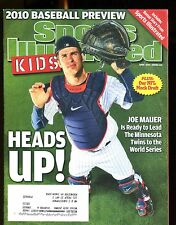 Sports Illustrated For Kids April 2010 w/Mint Cards Ichiro Suzuki+ jhsi2