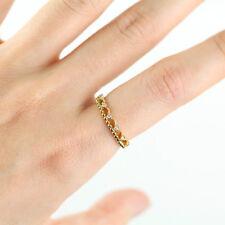 Diamond Tiara Ring | Diamond Wedding Ring | Half Eternity | Minimalist Jewelry
