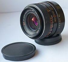 Carl Zeiss Jena FLEKTOGON MC f/2.4 35mm Lens M42 #9880487 Tested