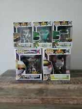 """Power Rangers """"Some are Exclusive Some are autograph & Zordz"""