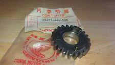 NOS Honda Elsinore CR 125 R 79-82 M/Arbre 5TH Gear 23471-444-000 RED ROCKET