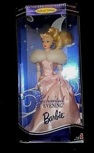 Barbie Doll, Barbie Collector Edition, Enchanted Evening Reproduction