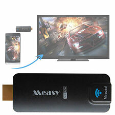 A2W Miracast TV AirPlay Dongle DLAN Airplay EZCast HDMI WIFI