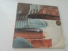 JONI MITCHELL AND THE L.A EXPRESS miles of aisles RARE COVER   ISRAELI LP