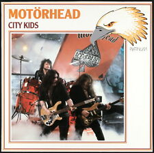 MOTORHEAD - City Kids - 1985 Swiss LP