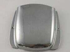 Relic Vintage AGED CHROME JAZZ BASS BRIDGE COVER for Bass guitars