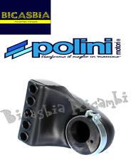 2185 - SCATOLA FILTRO POLINI CARBURATORE 24 VESPA 50 SPECIAL R L N PK S XL N V
