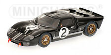 Minichamps 400668402 Ford Gt40 MKII McLaren Amon Winners 24h LM 1966 Modellino