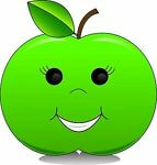 Lucky Green Apple
