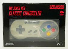 Nintendo Wii Super NES SNES Classic Controller Super Nintendo Club #2