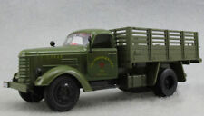 1:32 Scale Green w/light FAW CA10 China Jiefang Military Diecast Truck Car Model