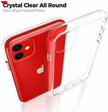 iPhone 11 (5.8) Case, Clear Shockproof TPU Cover [Certified Military Protection]